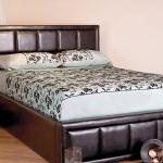 3ft Cher Ottoman Storage Bed