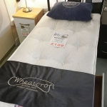 3ft Ortho Divan Set with 2 Drawers