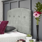 4ft 6 Hexam Headboard