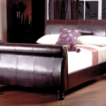 5ft Diaz Sleigh Bed Frame