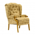 Abbey Cotswold Queen Anne Showood Chair