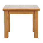 Winchester Oak Lamp Table