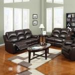 Antonio 3 and 2 Seater Reclining Sofas