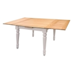 Avoca Small Draw Leaf  Extendable Table with 4 Chairs