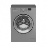 Beko 7kg Washing Machine in Silver WTL74051S