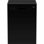 Beko Black Dishwasher DFC04210B