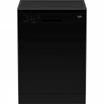 Beko Black Dishwasher DFC04210B