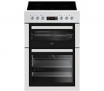 Beko Electric Cooker XDC6NT54W