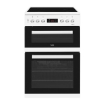 Beko Electric Cooker KDC653W