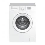 Beko Silver Washing Machine WTG721MIS