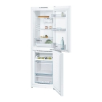 Bosch 50/50 Fridge Freezer KGN34NW3AG