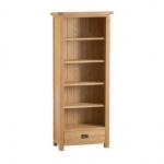 Country Oak Medium Bookcase
