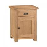 Country Oak Small Cupboard