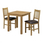 Coxmoor Table and 2 Chairs