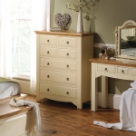 Furnitureworx Wilton Oak Dorset Cream Furniture