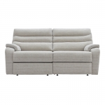 G Plan Upholstery Browning Fabric 2 Seater Sofa