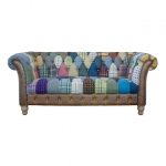 Harlequin Patchwork 2 Seater Sofa