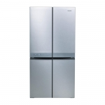 Hotpoint American Style 4 Door Fridge Freezer HQ9E1L
