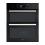 Hotpoint Built in Electric Double Oven