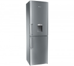 Hotpoint Fridge Freezer FFLAA58WDG