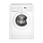 Indesit Washer Dryer IWDD7143W