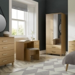KT Furniture Deco Wardrobes and Chests