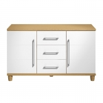 KT Halo Small 2 Door 3 Draw Sideboard
