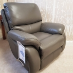 La-Z-Boy Carlton Leather Recliner Chair