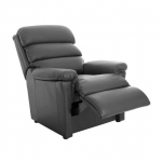 La-z-boy Leather Dual Motor Lift and Tilt Recliner
