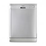 Montpellier DW1254 Silver Dishwasher