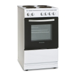 Montpellier Electric Single Cooker MSE50W