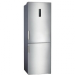 Montpellier Frost Free Fridge Freezer MFF60NWVCM