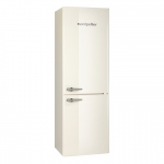 Montpellier MAB365C Retro Fridge-Freezer