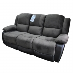 Nevada 3 Seater Double Reclining Sofa and Chair