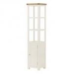Portland Shelf Unit with Cupboard