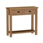 Royal Oak Console Table