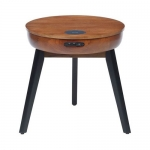 San Francisco Speaker and Charging Lamp Table