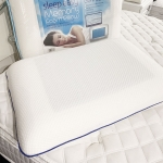 Sleep Easy Memory Pillow with Gel Pad