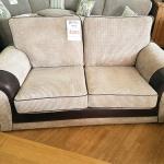 Tango 2 Seater Fabric Sofa