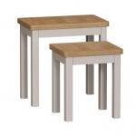 Truffle Oak Nest 2 Tables