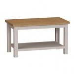 Truffle Oak Small Coffee Table