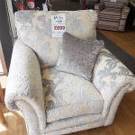 Alstons Lowry Chair